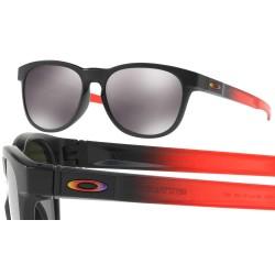 Stringer Matte Black Fade Ruby / Prizm Black (OO9315-14)