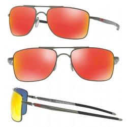cc4f263997 Sunglasses Gauge 8 Matte Lead   Jade Iridium (OO4124-04)