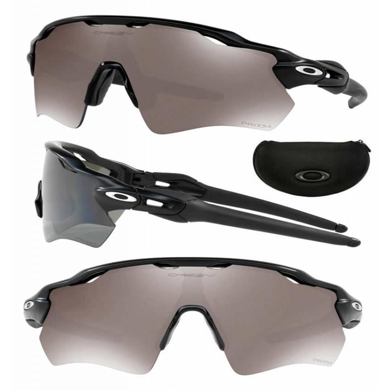 b35c0d8fe7 Sunglasses Radar EV Path Matte Black / Prizm Black Polarized (OO9208-51)