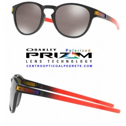 Latch Ruby Fade / Prizm Black Polarized (OO9265-26)
