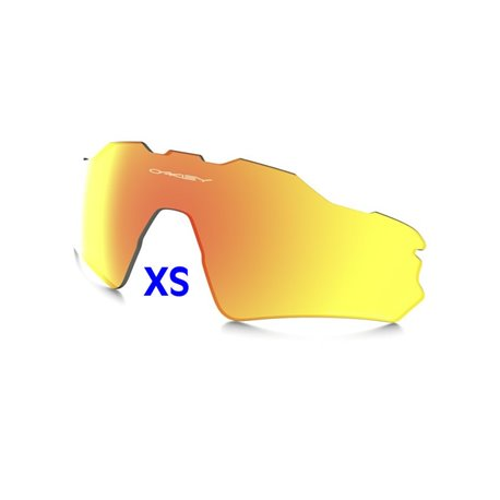 Radar EV XS Lente Fire Iridium Polarized Vented (OO9001-08L)