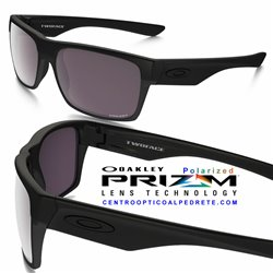 TwoFace Matte Black / Prizm Daily Polarized (OO9189-26)