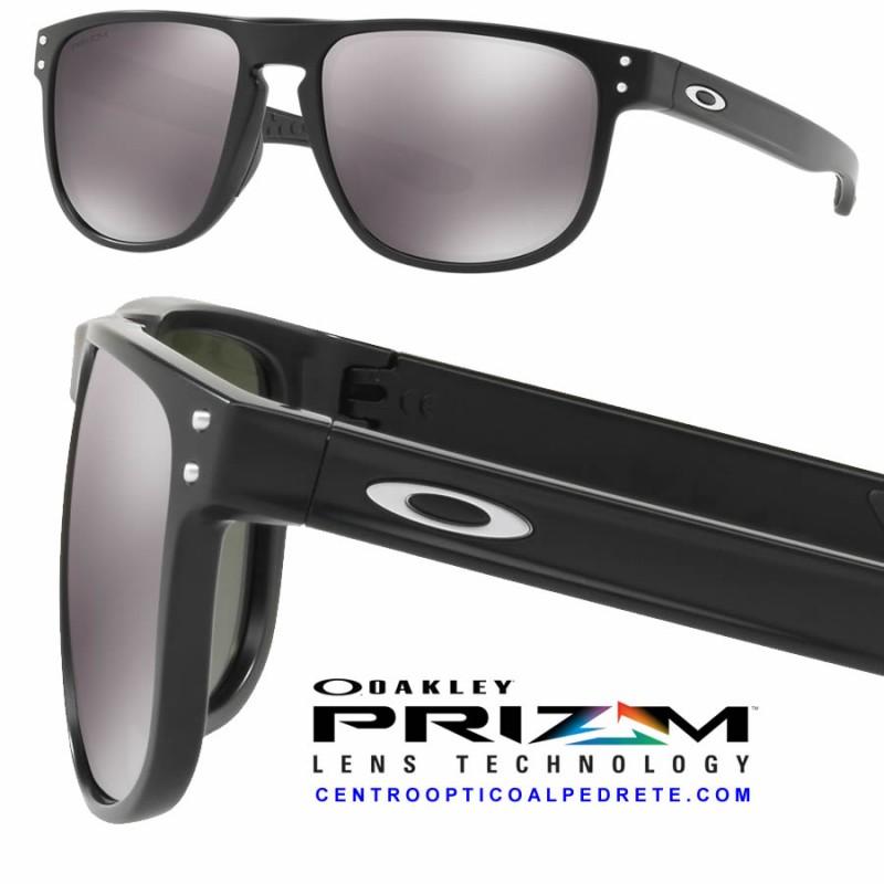 4017edf3030 Sunglasses Oakley Holbrook R Matte Black   Prizm Black (OO9377-02)