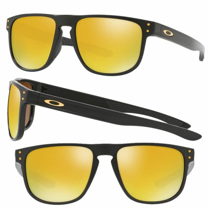 4a8ec15fd63 Sunglasses Oakley Holbrook R Matte Black   24K Iridium (OO9377-05)