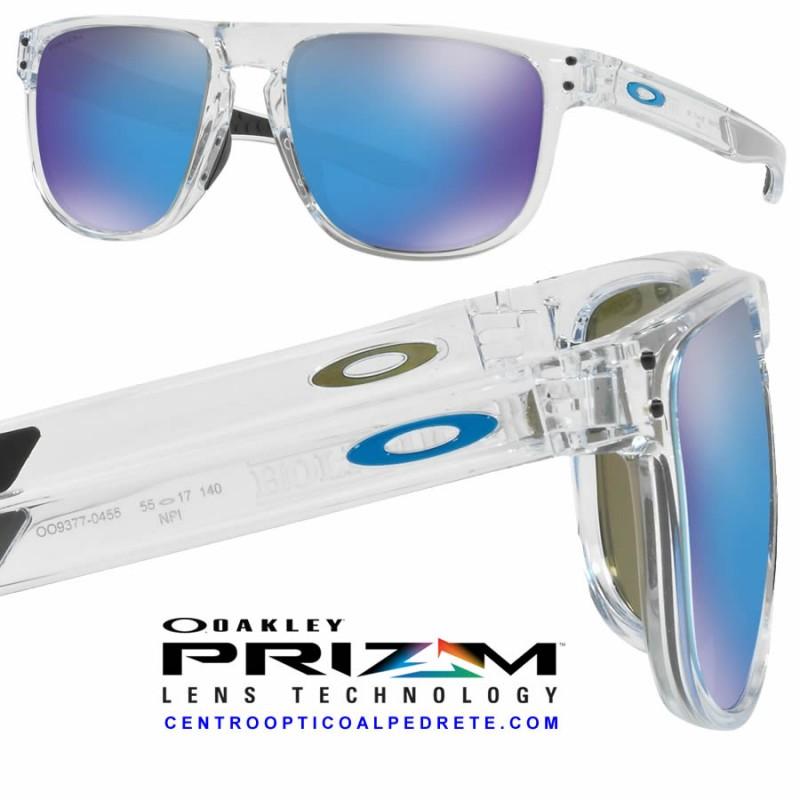 199ca76b5a Sunglasses Oakley Holbrook R Polished Clear  Prizm Sapphire (OO9377-04)