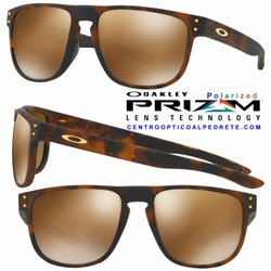 Holbrook R Matte Dark Brown Tortoise / Prizm Tungsten Polarized (OO9377-06)