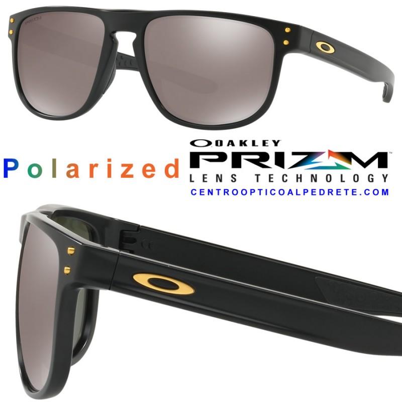 ea4b185bff Sunglasses Oakley Holbrook R Matte Black   Prizm Black Polarized ...