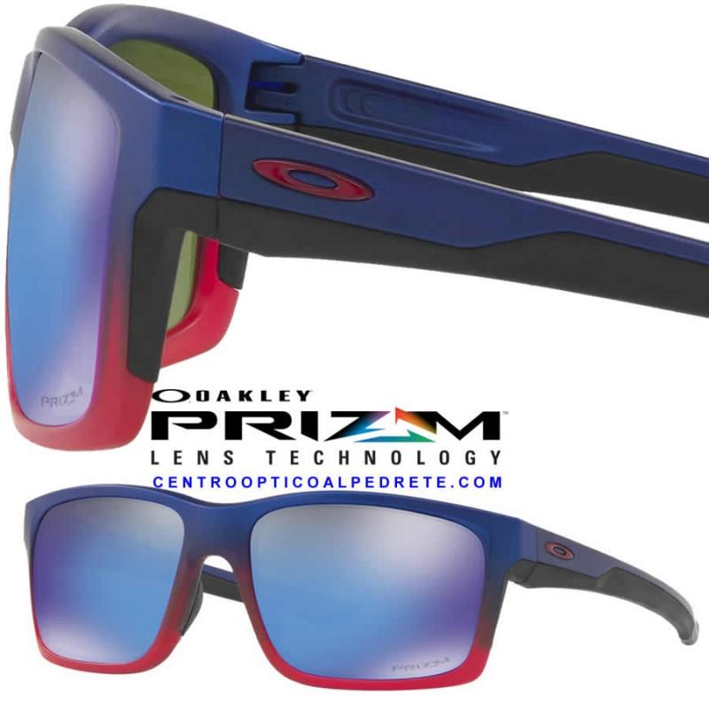 31c5ef1c57b Oakley Sunglasses Mainlink Blue Pop Fade   Prizm Sapphire (OO9264-32)