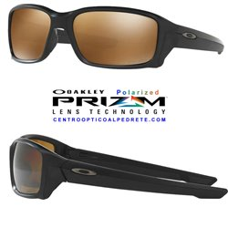 StraightLink Matte Black / Prizm Tungsten Polarized OO9331-13