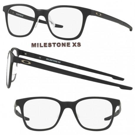 Milestone XS Satin Black (OY8004-01)