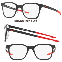 Milestone XS Matte Black (OY8004-04)