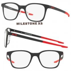 Milestone 2.0 Satin Black (OX8047-01)