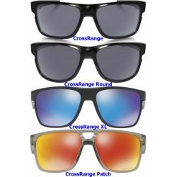 CrossRange XL Polished Black / Prizm Black Polarized (OO9360-07)