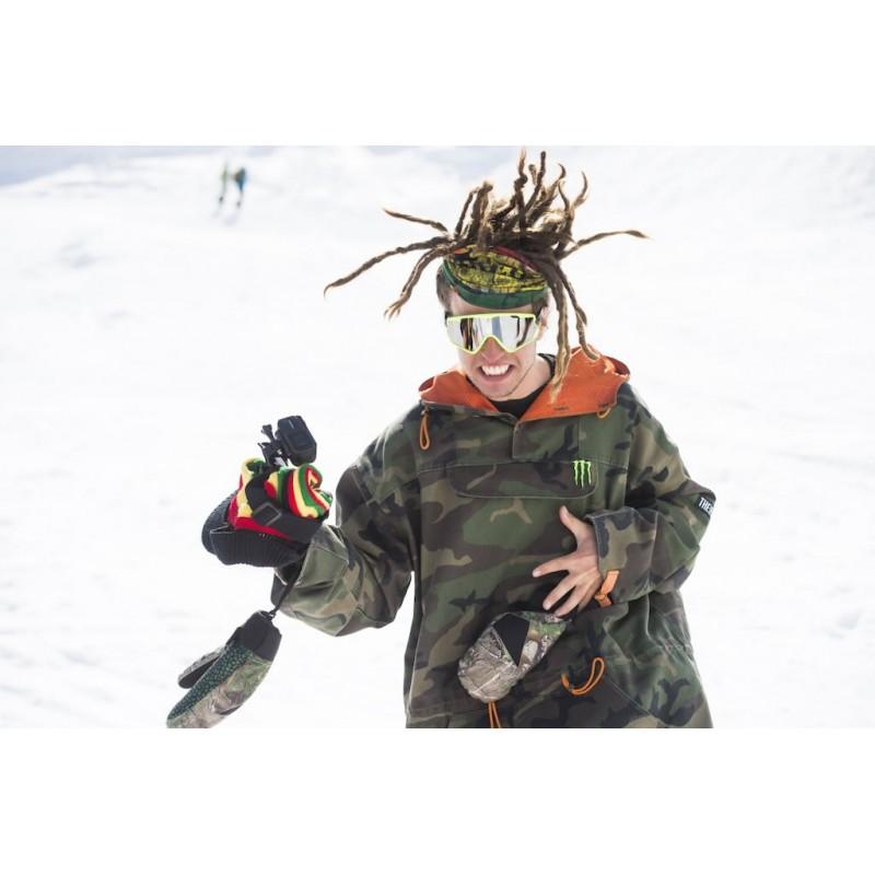 3c604a860 Wind Jacket 2.0 Neon Retina / Prizm Snow Black (OO7072-06)