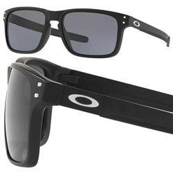 Holbrook Mix Matte Black / Grey (OO9384-01)