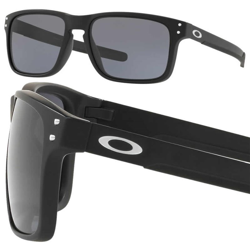Sunglasses Oakley Holbrook Mix Matte Black   Grey (OO9384-01) c0cc4bba68