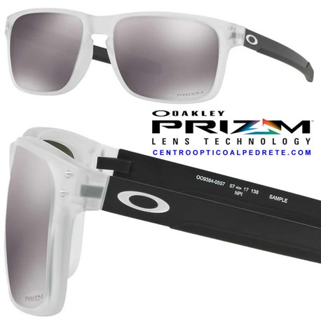 Holbrook Mix Matte Clear / Prizm Black (OO9384-05)