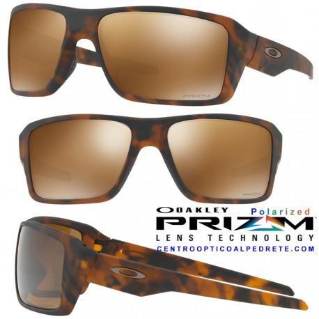 Tortoise Prizm Matte Edge Sunglasses Tungsten Double Oakley xq1zRz