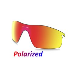 RadarLock Pitch Lente Ruby Iridium Polarized (101-510-008)