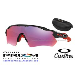 Radar EV Path Custom Matte Black Ink / Prizm Road TDF (OO9208-21C)