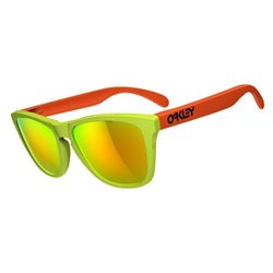 Frogskins Aquatique Lagoon/ Fire Iridium (OO9013/24-361)