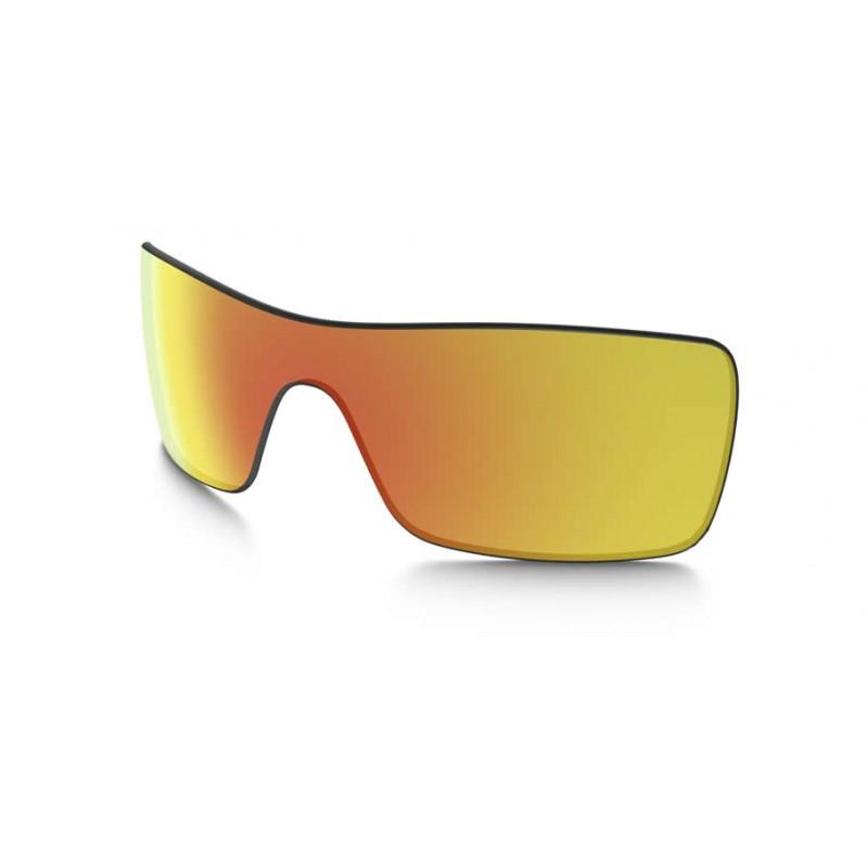 a966845984710 Oakley Sunglasses Batwolf Lente Fire Iridium (43-356)