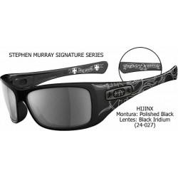 Hijinx Stephen Murray Polished Black / Black Iridium (24-027)