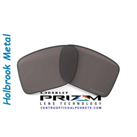 Holbrook Metal Lente Prizm Grey (OO4123-11L)
