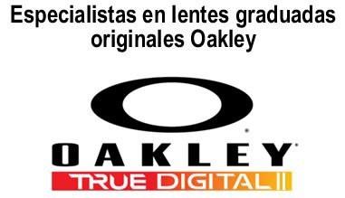 Especialistas en Gafas deportivas Oakley Graduadas